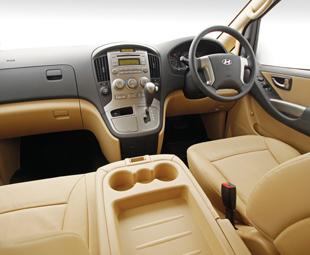 Kicking off with Hyundai's H1 diesel